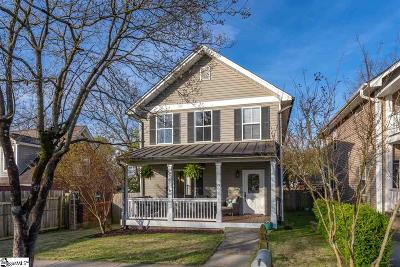 Downtown Single Family Home For Sale: 22 Keat