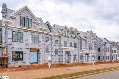 Greenville Condo/Townhouse For Sale: Legacy Park #Lot 2