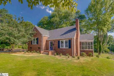 North Main, The Edge On North Main, The Elements Single Family Home For Sale: 113 E Hillcrest
