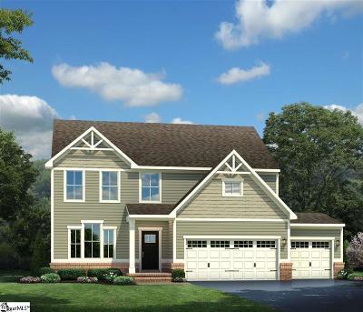 Briar Oak Single Family Home For Sale: 1 Fawn Hill