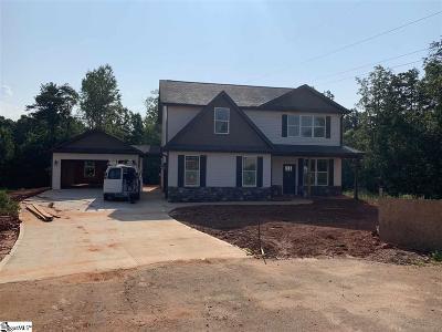 Greer Single Family Home For Sale: 50 Lake Harbor