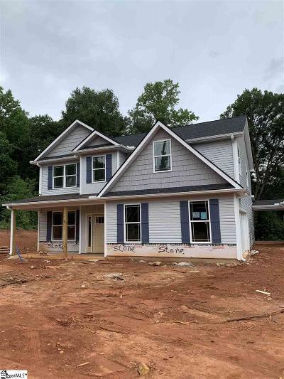 Greer Single Family Home For Sale: 2801 Brushy Creek