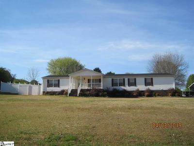 Easley Mobile Home For Sale: 101 Turning Leaf