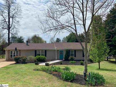 Piedmont Single Family Home For Sale: 218 Piedmont Golf Course