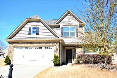 Greer Single Family Home Contingency Contract: 514 Millervale