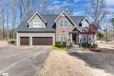 Easley Single Family Home Contingency Contract: 102 Ginkgo