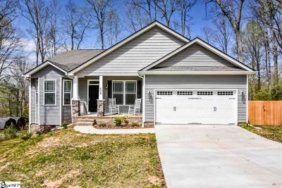 Travelers Rest Single Family Home For Sale: 406 Alta Vista