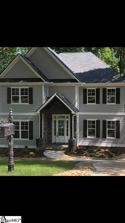 Greenville SC Single Family Home For Sale: $832,500