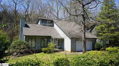 Taylors Single Family Home For Sale: 301 Oak Brook