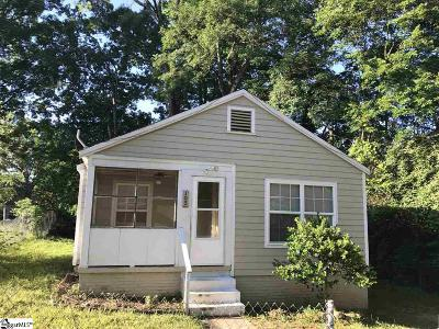 Greenville Rental For Rent: 105 Francis