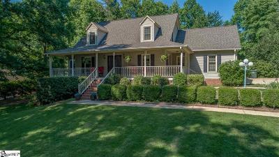 Greer Single Family Home For Sale: 102 Walton