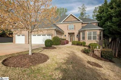 Greer Single Family Home For Sale: 216 Sheffield