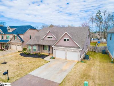 Enclave At Airy Springs Single Family Home For Sale: 145 Wild Hickory