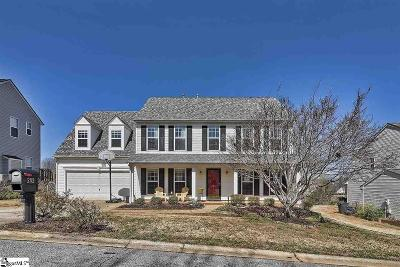 Greer SC Single Family Home Contingency Contract: $259,900
