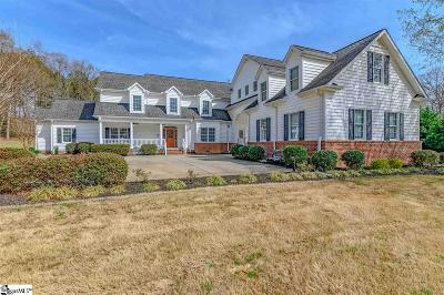 Simpsonville Single Family Home Contingency Contract: 106 Janet