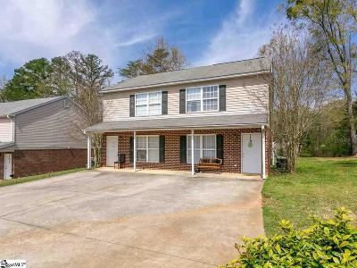 Easley Multi Family Home Contingency Contract: 208 Springfield