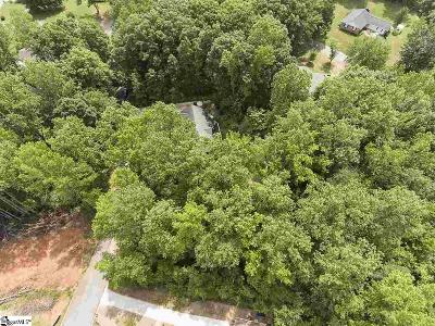 Travelers Rest Residential Lots & Land For Sale: 7 Spur