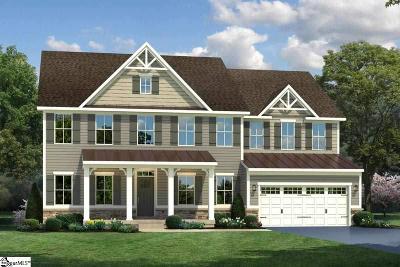 Briar Oak Single Family Home For Sale: 509 Briar Oaks