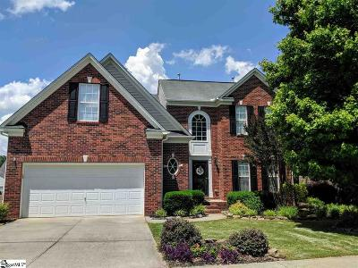 Single Family Home For Sale: 11 Waters Reach