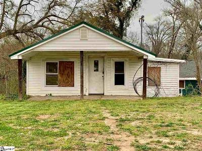 Single Family Home For Sale: 4326 Old Easley Bridge