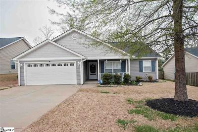 Greer Single Family Home Contingency Contract: 20 Jessica