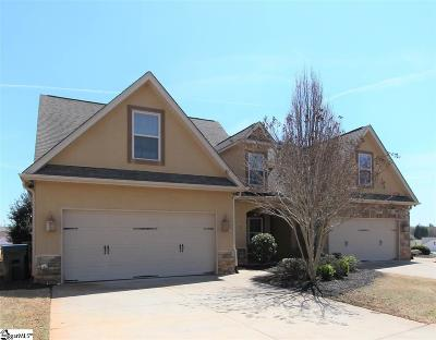 Greenville County Condo/Townhouse For Sale: 1 Mossycup