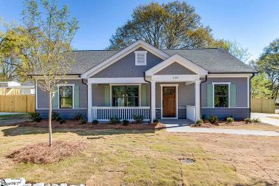 Greenville SC Single Family Home Contingency Contract: $319,900