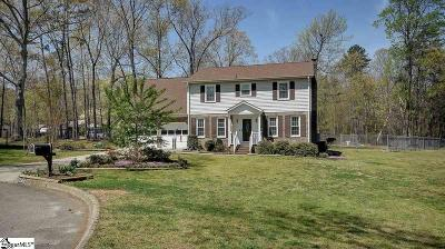 Greer SC Single Family Home Contingency Contract: $264,500