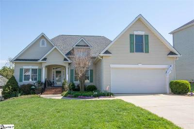 Greer Single Family Home Contingency Contract: 6 Glencreek