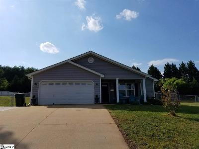 Greer Single Family Home Contingency Contract: 104 Kingston