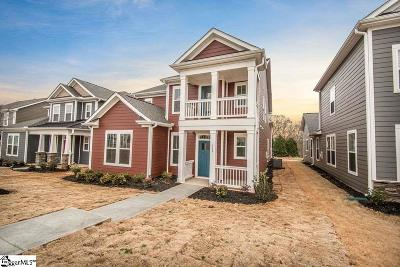 Spartanburg Single Family Home For Sale: 719 Rose Penny