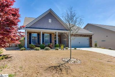 Cottages At Neely Single Family Home For Sale: 101 Evansdale