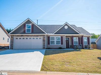 Greer Single Family Home Contingency Contract: 309 Meadowmoor