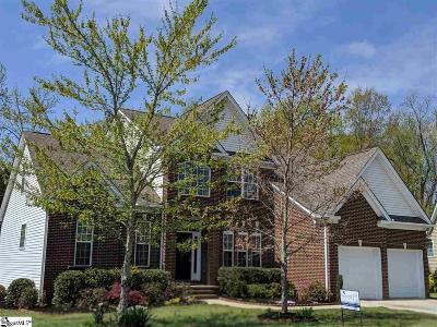 Autumn Trace Single Family Home Contingency Contract: 507 Kingsmoor