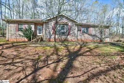 Greer Single Family Home For Sale: 310 Beechwood