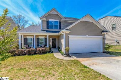 Greer Single Family Home Contingency Contract: 36 Parkwalk