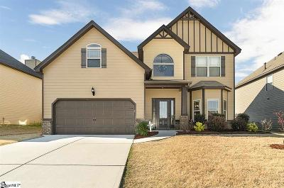 Fox Trace Single Family Home Contingency Contract: 30 Dandie