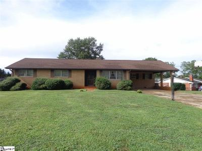 Greenville County Single Family Home For Sale: 101 Alice Farr