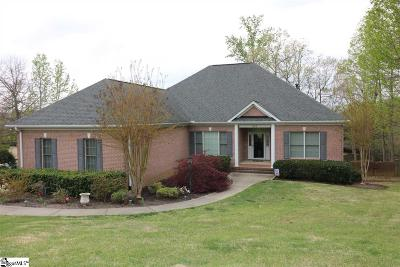 Simpsonville Single Family Home For Sale: 501 Whetstone