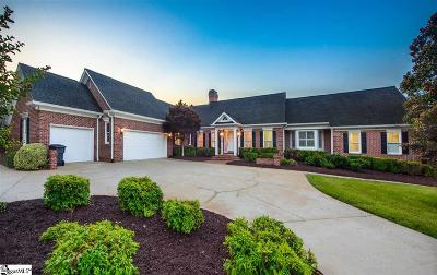 Simpsonville Single Family Home For Sale: 216 Kilgore