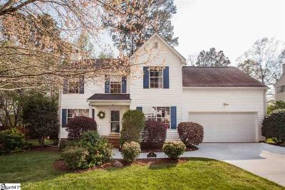 Simpsonville Single Family Home Contingency Contract: 12 S Penobscot