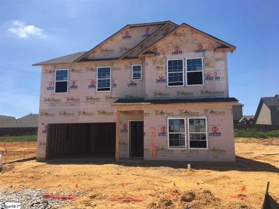 Simpsonville Single Family Home For Sale: 812 Camberwell #lot 360