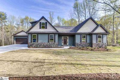 Simpsonville Single Family Home For Sale: 224 McCall