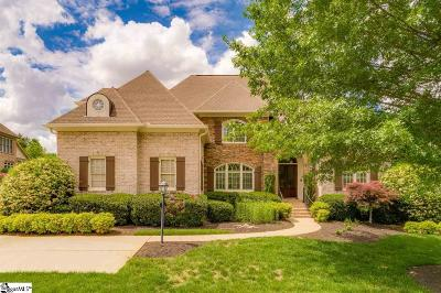 Simpsonville Single Family Home For Sale: 132 Ramsford