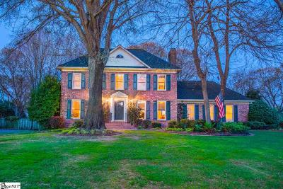 Greenville Single Family Home Contingency Contract: 8 Ashwicke