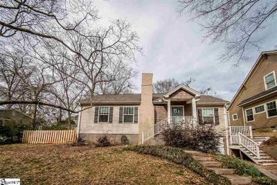 Greenville Rental For Rent: 21 Hillside