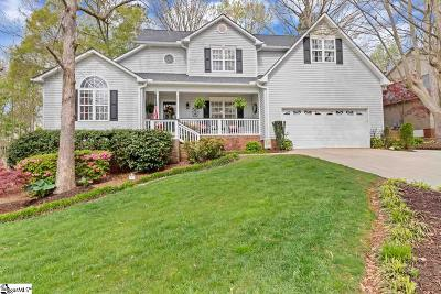 Simpsonville Single Family Home Contingency Contract: 128 Warrenton