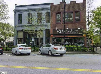 Greenville Condo/Townhouse Contingency Contract: 121 S Main #Suite 7