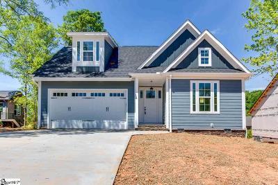 Simpsonville Single Family Home For Sale: 101 Nakkol