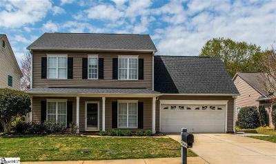 Simpsonville Single Family Home For Sale: 103 Crown Empire